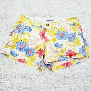 Old Navy Hawaiian Shorts